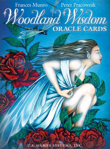 9781572816916: Woodland Wisdom Oracle Cards