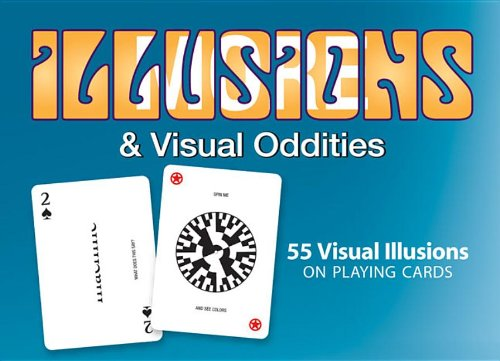 Optical Illusions and Visual Oddities Playing Card Deck I: Block, J. R.