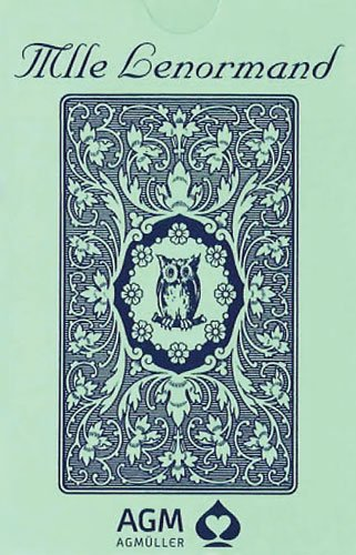 9781572817050: Mlle Lenormand Blue Owl