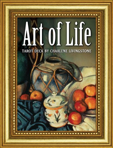 9781572817159: Art of Life Tarot Deck