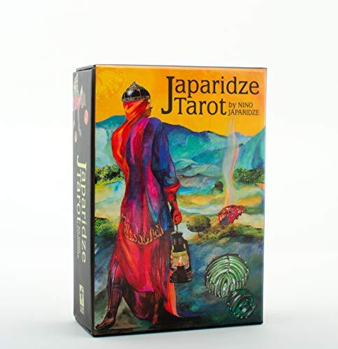 Japaridze Tarot (Mixed media product): Nino Japaridze