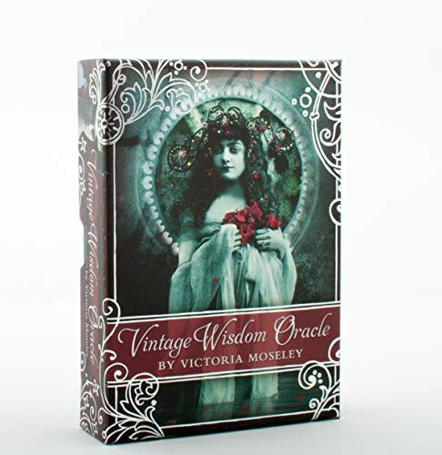 9781572817814: Vintage Wisdom Oracle: Deck & Book Set