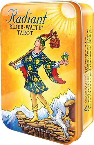Radiant: Rider-waite in a Tin: Waite, Arthur Edward;