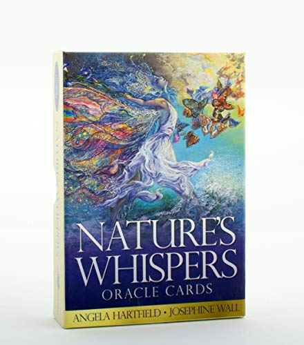 Nature's Whispers Oracle Cards: Angela Hartfield