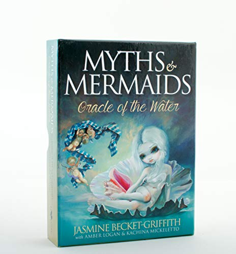 Myths Mermaids Oracle of the Water (Hardback): Jasmine Becket-Griffith