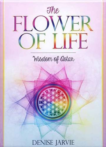 The Flower of Life Oracle Deck: Wisdom of Astar by Denise Jarvie: U.S. Games, United States ...