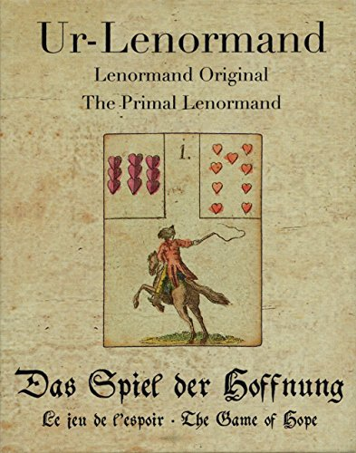 9781572818248: Primal Lenormand: The Game of Hope