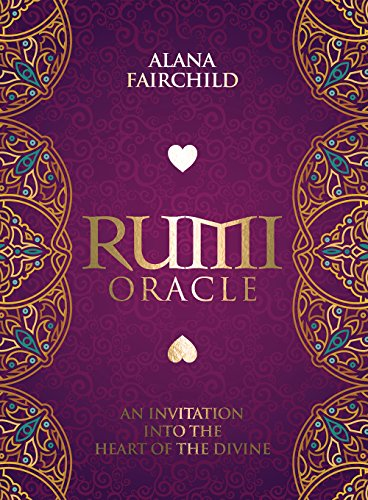 9781572818392: Rumi Oracle: An Invitation into the Heart of the Divine
