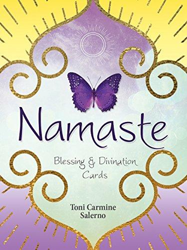 9781572818408: Namaste Blessing & Divination Cards