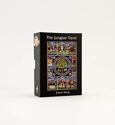 9781572819061: The Jungian Tarot