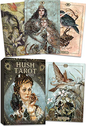 9781572819993: Hush Tarot
