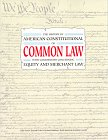 9781572820104: The History of American Constitutional or Common Law With Commentary Concerning: Equity and Merchant Law