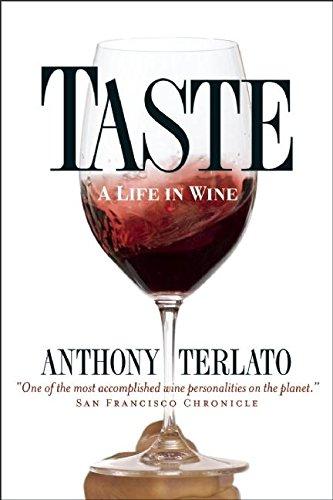 9781572840973: Taste: A Life in Wine