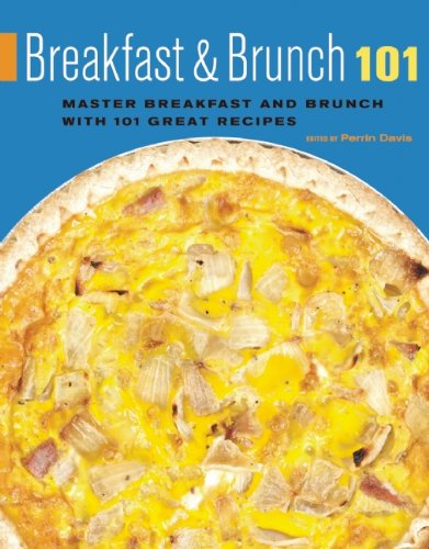 9781572841383: Breakfast and Brunch 101: Master Breakfast and Brunch with 101 Great Recipes