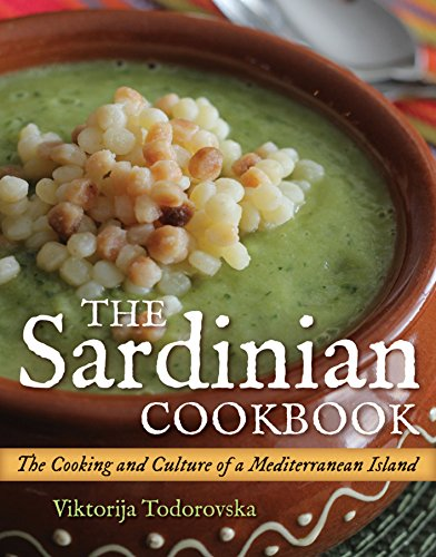 9781572841475: The Sardinian Cookbook: The Cooking and Culture of a Mediterranean Island