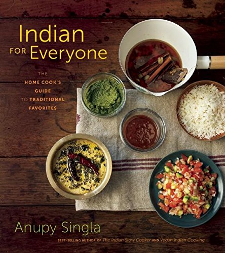 9781572841628: Indian for Everyone: The Home Cook's Guide to Traditional Favorites