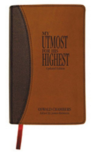 9781572931589: My Utmost for His Highest: Updated Edition (Oswald Chambers Library)