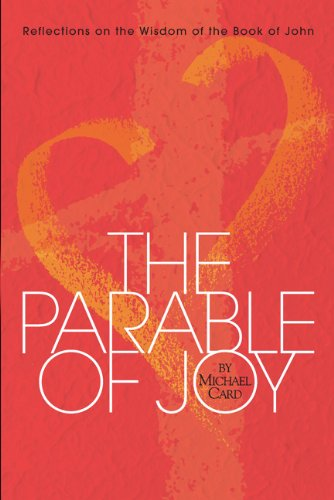 9781572931923: Parable of Joy: Reflections on the Wisdom of the Book of John
