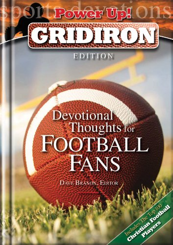 Power Up! Gridiron Edition: Devotional Thoughts for Football Fans: Discovery House Publishers