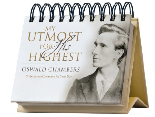 My Utmost for His Highest Perpetual Calendar (9781572935440) by Oswald Chambers