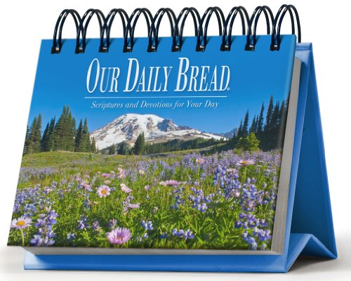 9781572935457: Our Daily Bread Perpetual Calendar: Scriptures and Devotions for Your Day