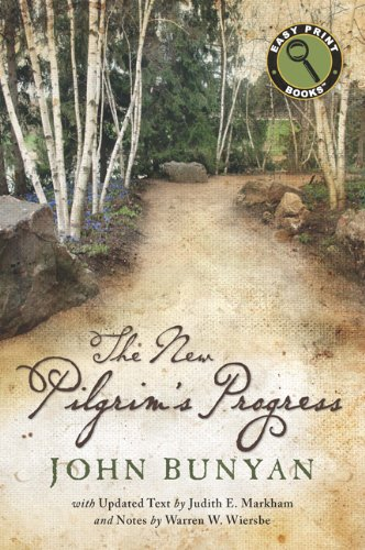9781572937529: The New Pilgrim's Progress (Easy Print Books)
