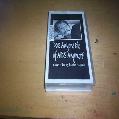 9781572953628: Does Anyone Die of AIDS Anymore? (Video Tape: 25 Minutes, Color) (VHS)