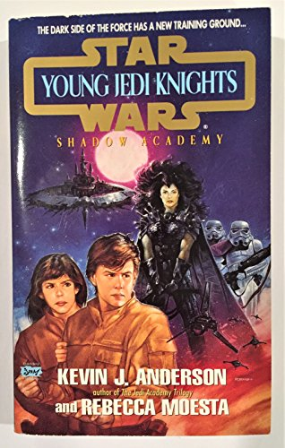 9781572970250: The Shadow Academy (Star Wars: Young Jedi Knights, Book 2)