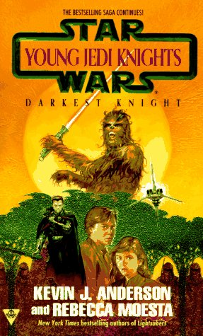 Darkest Knight (Star Wars Young Jedi Knights)