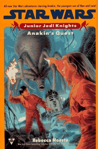9781572971363: Anakin's Quest (Star Wars: Junior Jedi Knights, Book 4)