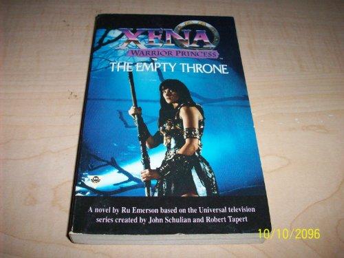 9781572972001: Xena: The Empty Throne