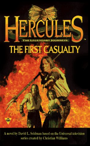 9781572972391: Hercules: The Legendary Journeys: First Casuality