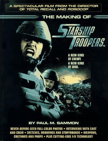 9781572972520: The Making of Starship Troopers