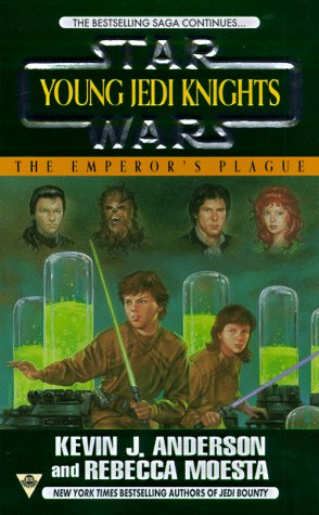 9781572973312: The Emperor's Plague (Star Wars: Young Jedi Knights, Book 11)