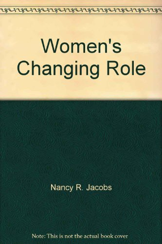 9781573020190: Women's Changing Role