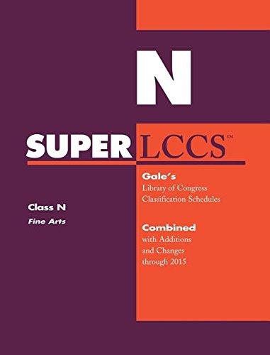 SUPERLCCS: Class N: Fine Arts (Paperback)