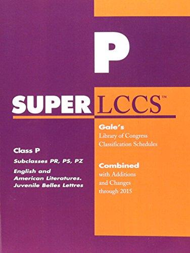 Superlccs: Gale, Cengage Learning (COR)