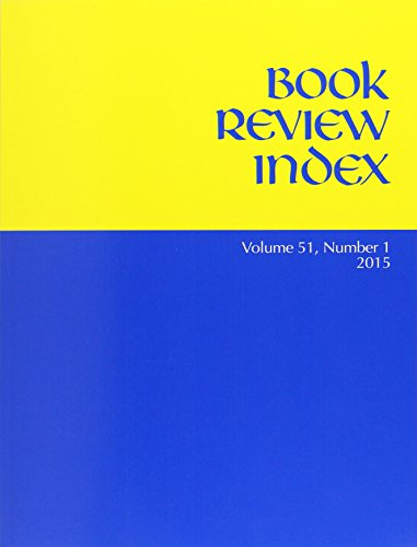 Book Review Index: 2015 Subscription