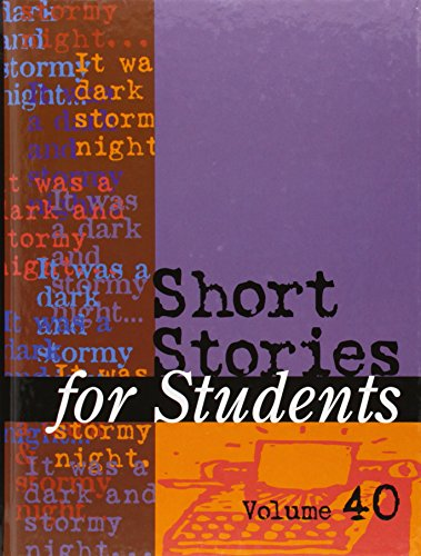 9781573023160: Short Stories For Students