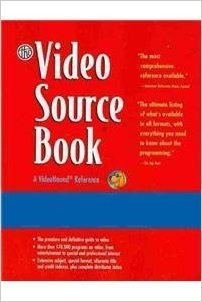 Video Source Book Volume 6, 55 Edition: Gale