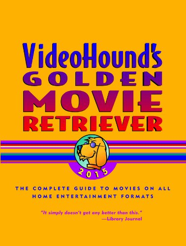 9781573024914: VideoHound's Golden Movie Retriever 2015
