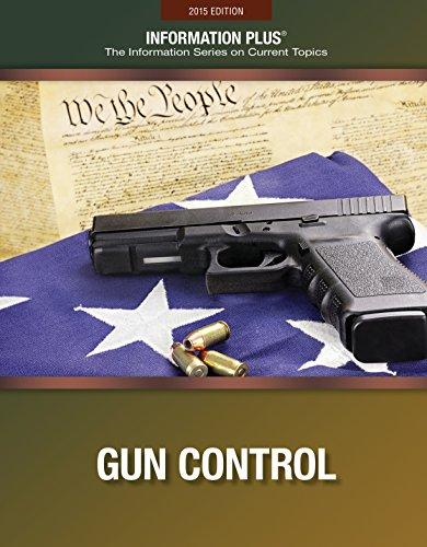 9781573026420: Gun Control (Information Plus Reference Series)