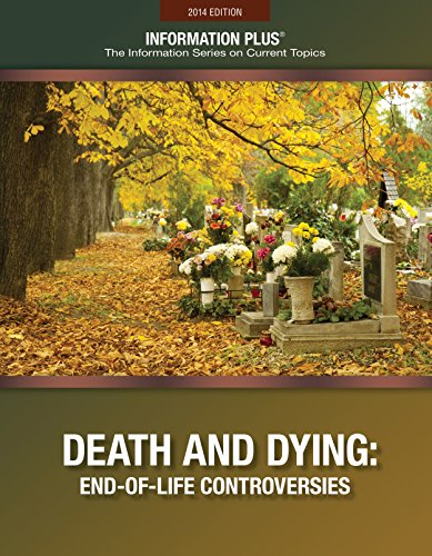 Death and Dying: End-Of-Life Controversies (Information Plus)