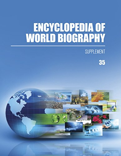 9781573029551: Encyclopedia of World Biography Supplement