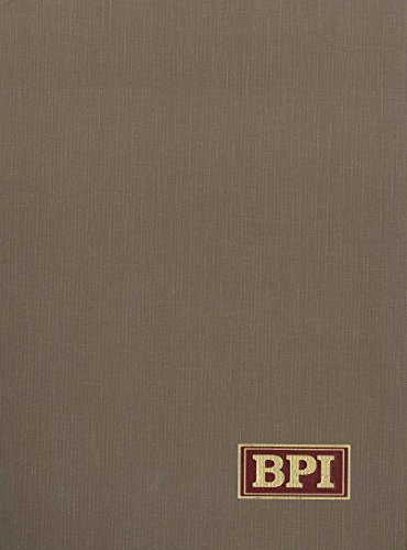 Bookman s Price Index: A Guide to the Values of Rare and Other Out of Print Books (Hardback)