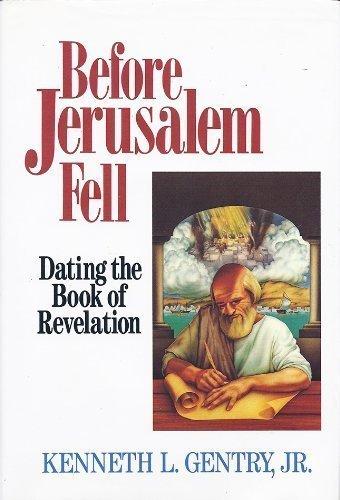 9781573091541: Before Jerusalem Fell