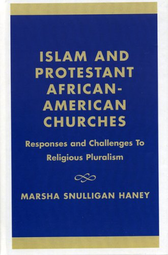 9781573093002: Islam and Protestant African American Churches
