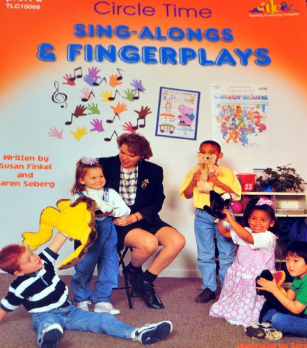9781573100663: Circle Time Sing-Alongs & Fingerplays - Grades PS/2
