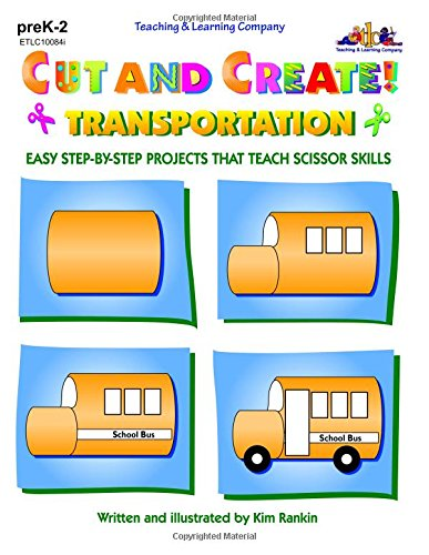 9781573100847: Cut and Create! Transportation