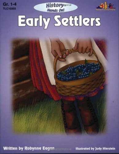 9781573103039: Early Settlers: History-Hands On